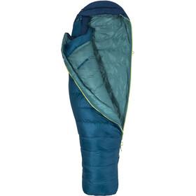 Marmot Teton - Sacos de dormir - Long Azul petróleo